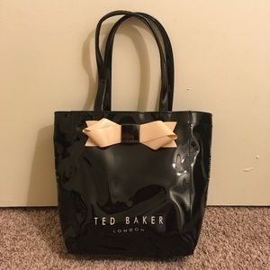 TED BAKER TOTE WITH BOW